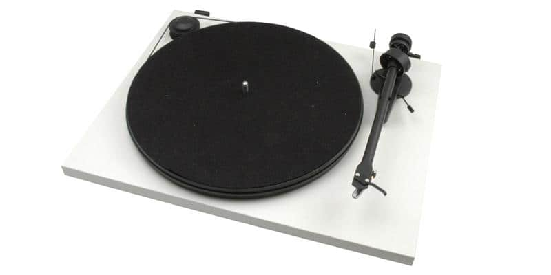 Pro-ject Essential II Blanc