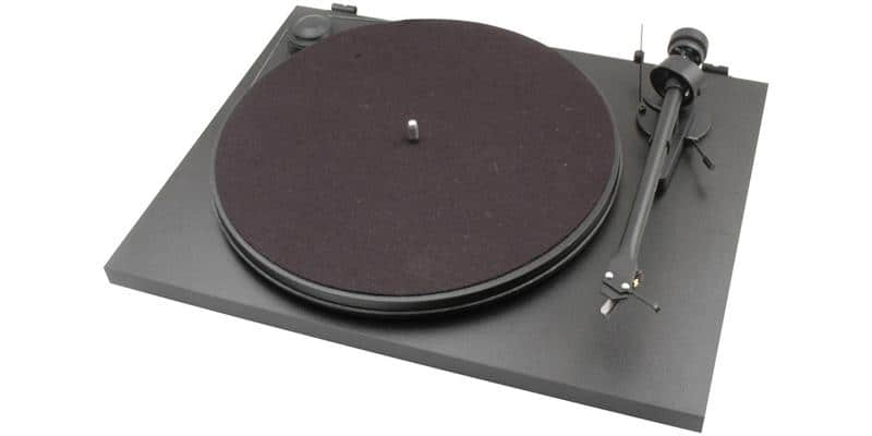 Pro-ject Essential II Phono USB Reference Noir
