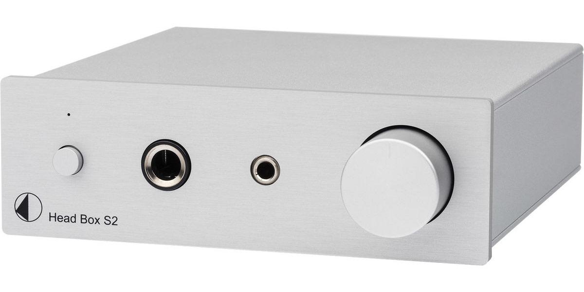 Pro-ject Head Box S2 Silver