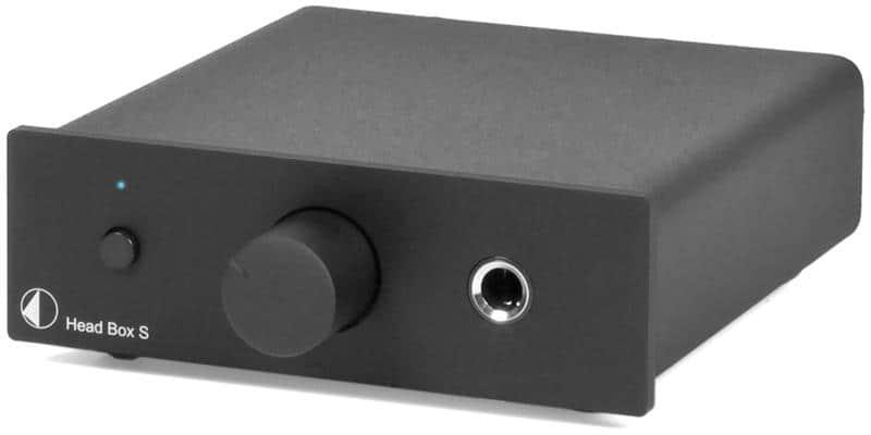 Pro-ject Head Box S Noir