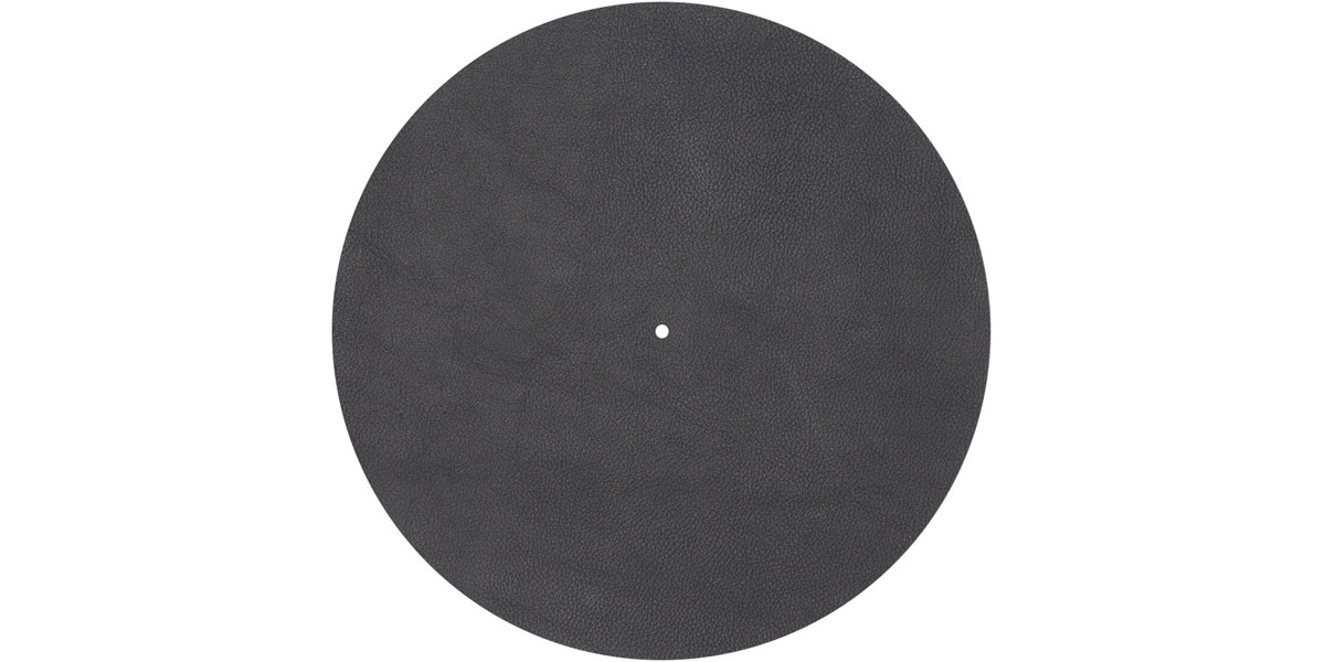 Pro-ject Leather It Cuir Noir