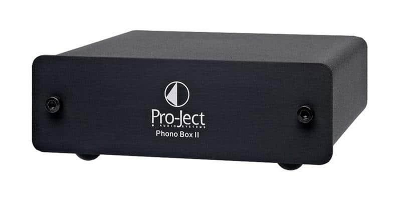 Pro-ject Phono Box DC Noir
