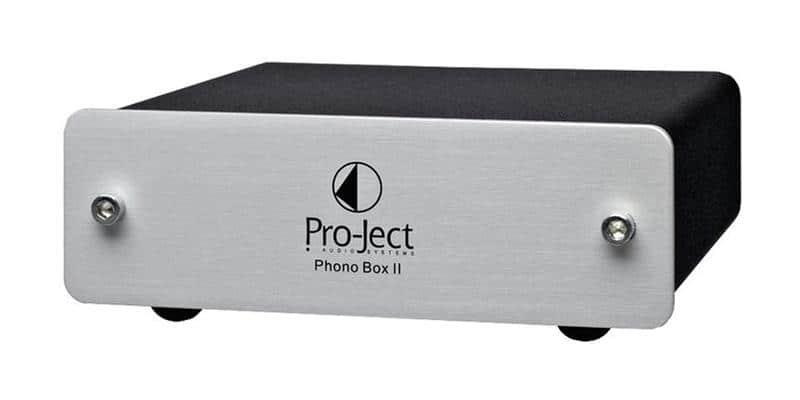 Pro-ject Phono Box DC Argent