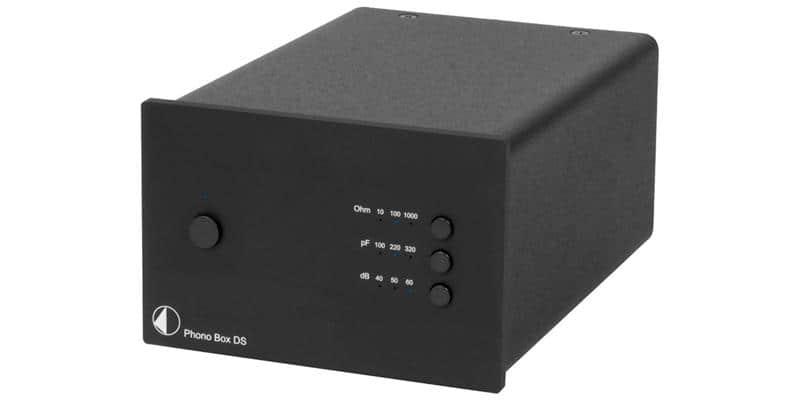 Pro-ject Phono Box DS Noir