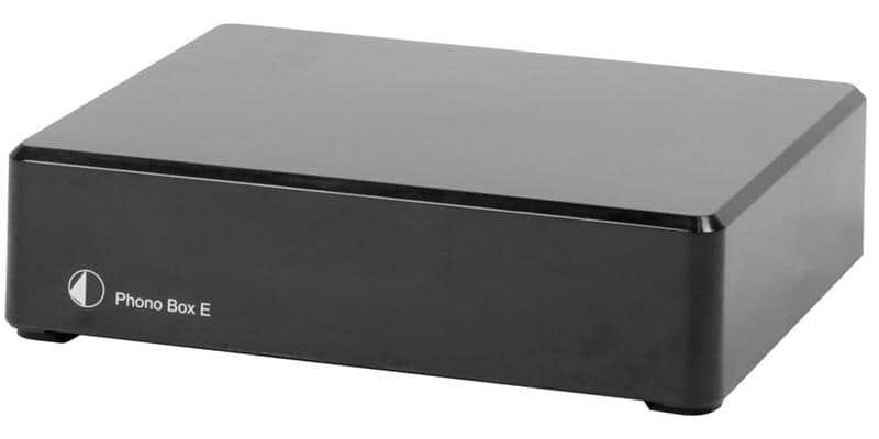 Pro-ject Phono Box E Noir
