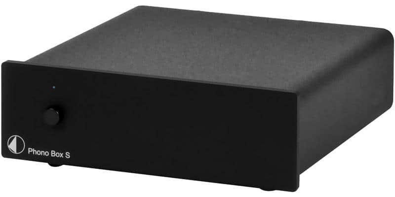 Pro-ject Phono Box S Noir