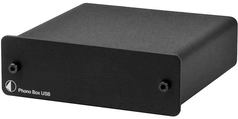 Pro-ject Phono Box USB DC Noir