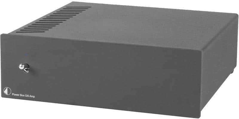 Pro-ject Power Box DS Amp Noir