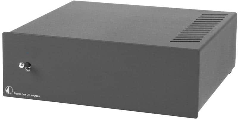 Pro-ject Power Box DS Source Noir