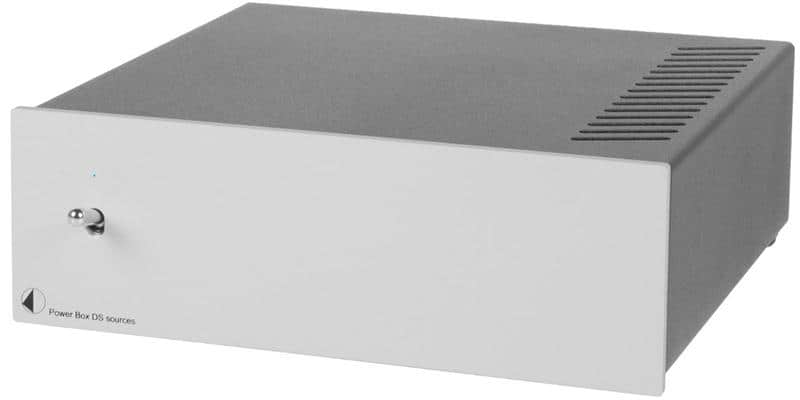 Pro-ject Power Box DS Source Silver