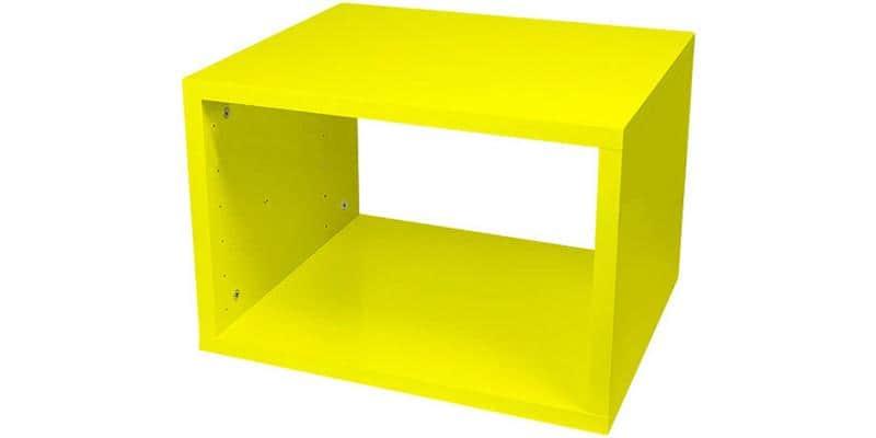 Pro-ject Rack It Cube Jaune