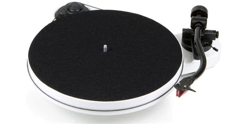 Pro-ject RPM-1 Carbon Blanc