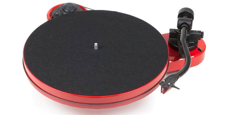 Pro-ject RPM-1 Carbon Rouge