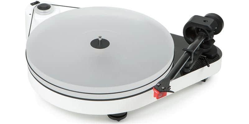 Pro-ject RPM-5 Carbon Blanc laqué