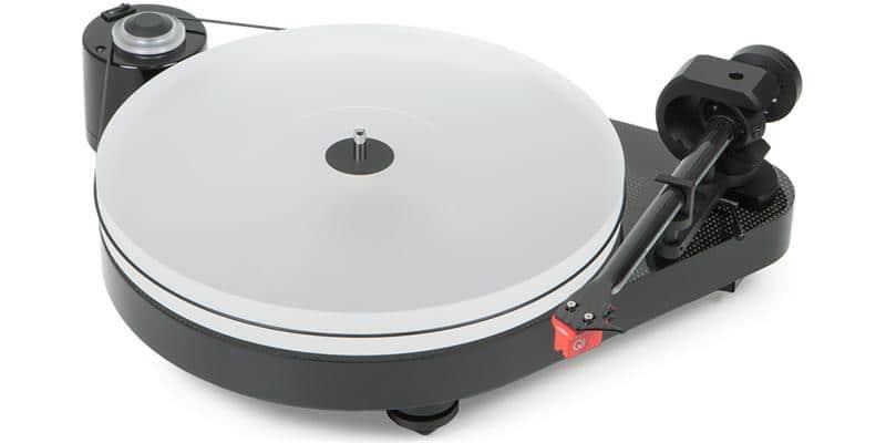 Pro-ject RPM-5 Carbon Noir laqué