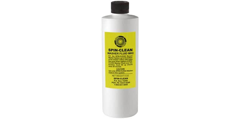Pro-ject Spin-Clean Washer Fluid 16 oz