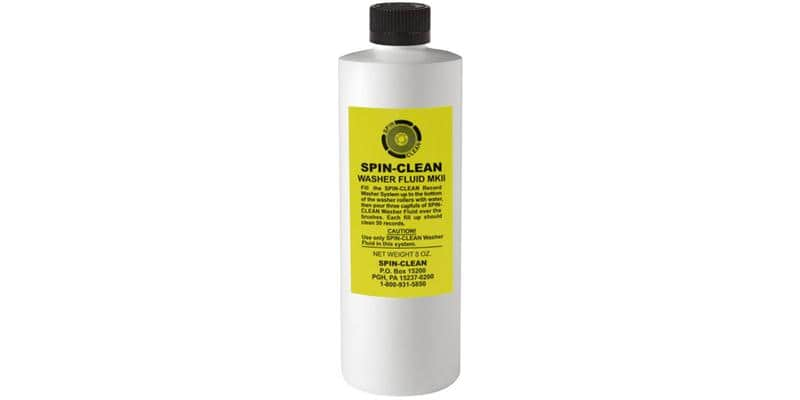Pro-ject Spin-Clean Washer Fluid 8 oz