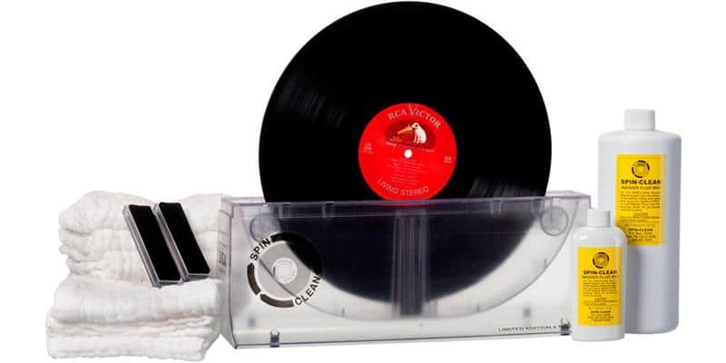 Pro-ject Spin-Clean Package