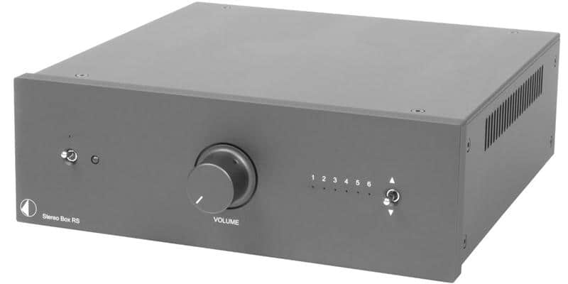 Pro-ject Stereo Box RS Noir