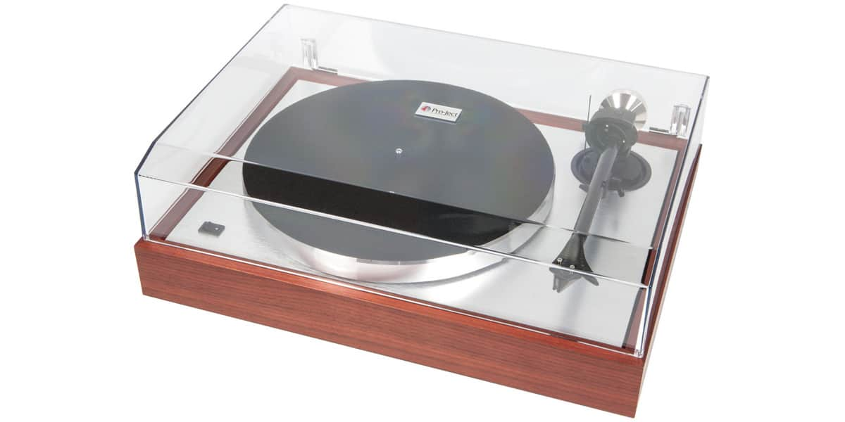 pro ject the classic rosenut platines vinyle hi fi sur. Black Bedroom Furniture Sets. Home Design Ideas