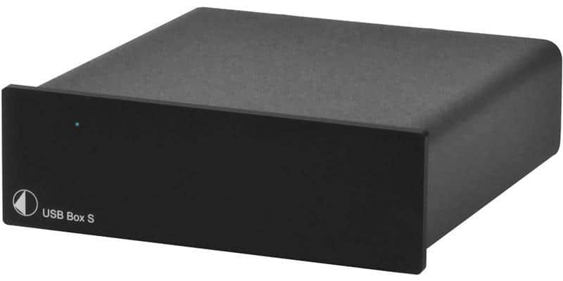 Pro-ject USB Box S Noir