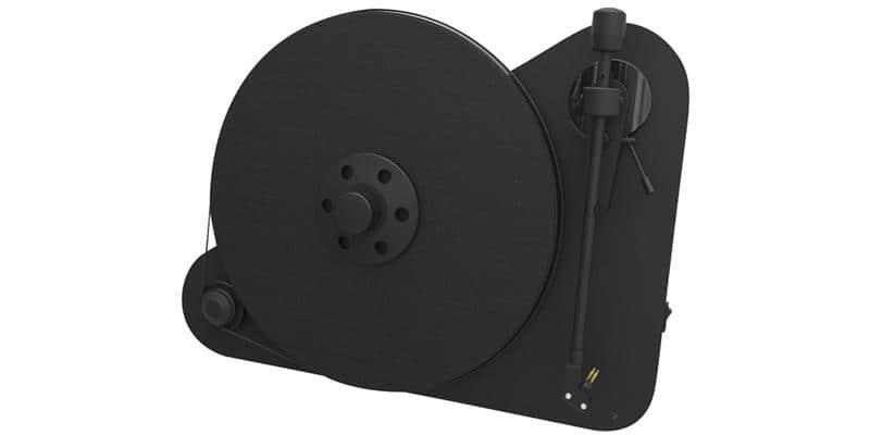 Pro-ject Vertical Turntable E droitier OM5e Noir