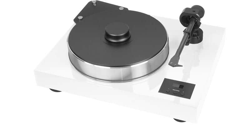 Pro-ject Xtension 10 Evolution Blanc Laqué