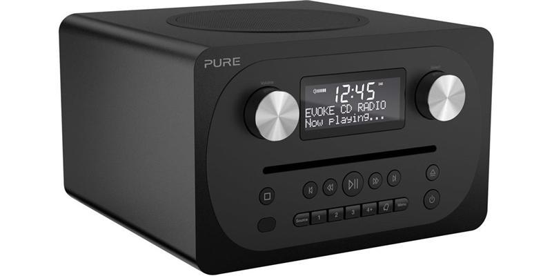 Pure Evoke C-D4 Noir