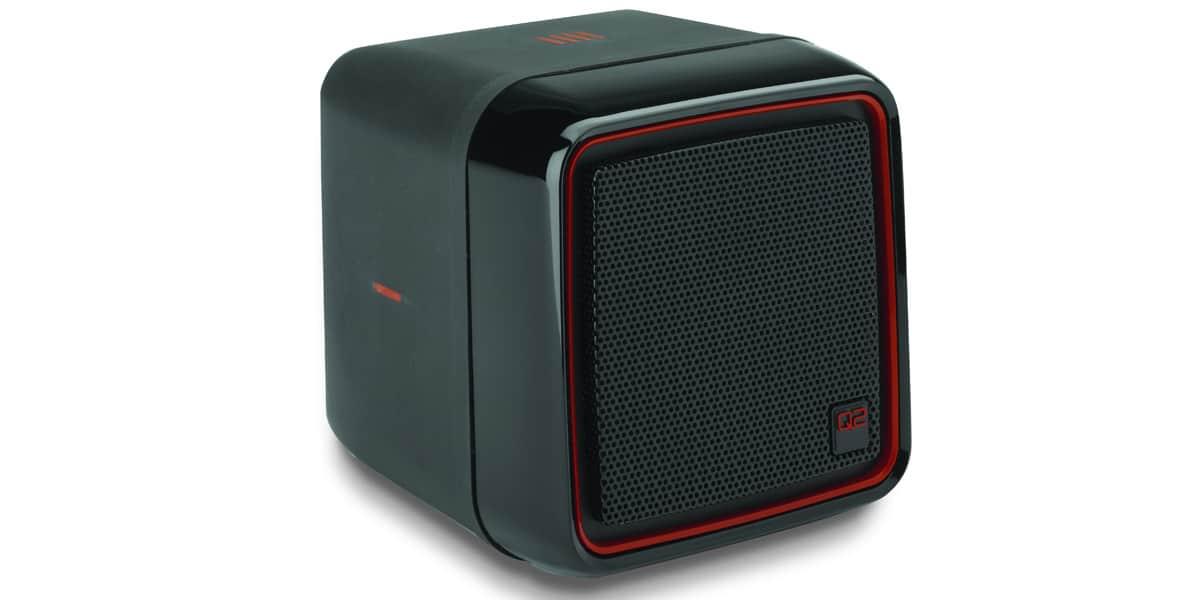 q2 radio wifi noire radio r veils et webradio sur easylounge. Black Bedroom Furniture Sets. Home Design Ideas