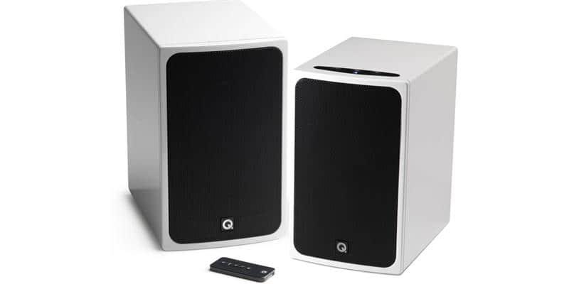 Q Acoustics BT3 Blanc laqué