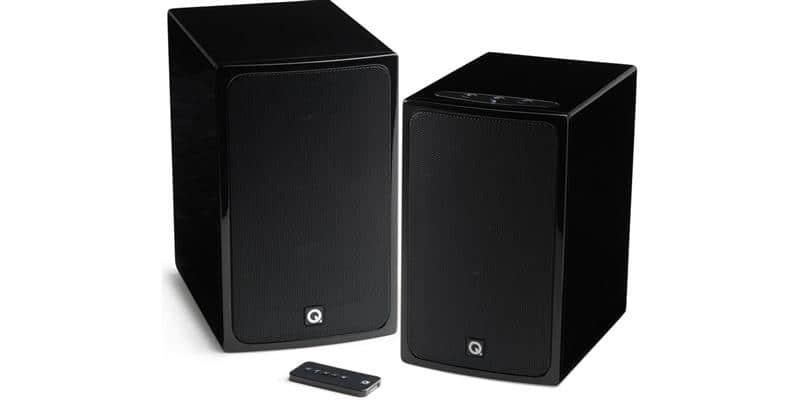 Q Acoustics BT3 Noir laqué