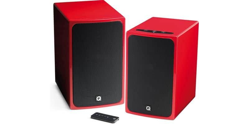 Q Acoustics BT3 Rouge laqué