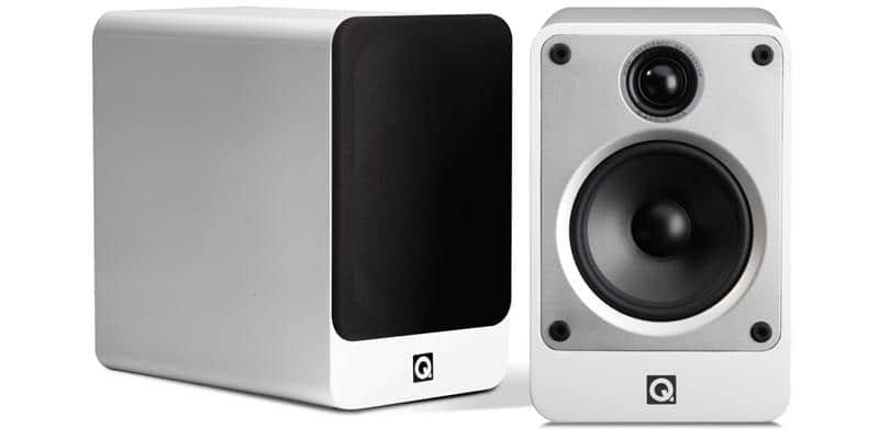 Q Acoustics Concept 20 Blanches