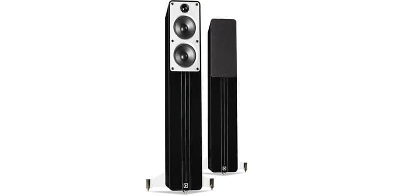 Q Acoustics Concept 40 Noir
