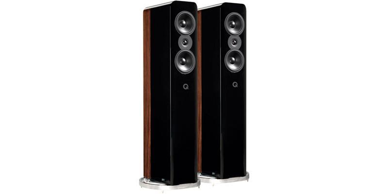Q Acoustics Concept 500 Noir