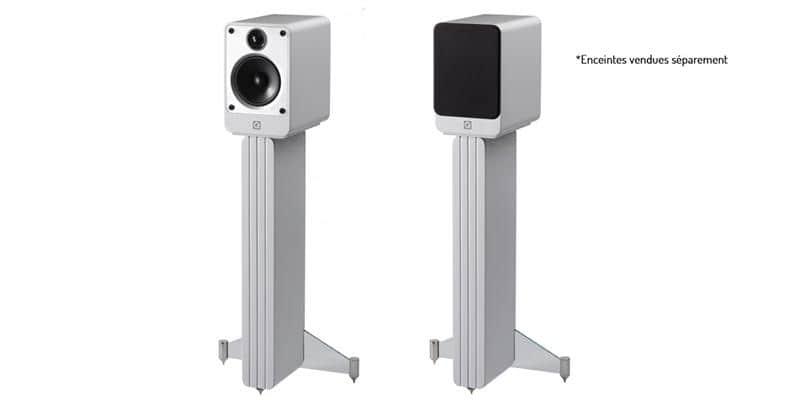 Q Acoustics Pieds Concept20 Blancs