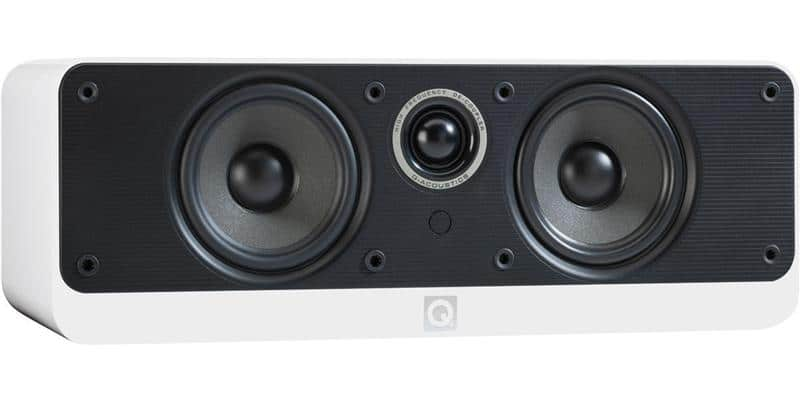 Q Acoustics 2000Ci Blanc laqué