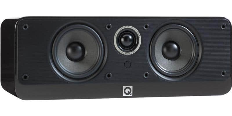 Q Acoustics 2000Ci Noir laqué