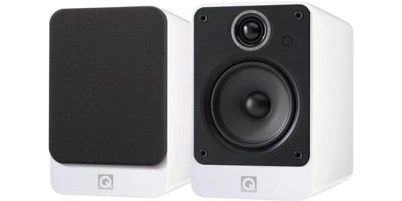 Q Acoustics 2010i Blanc laqué