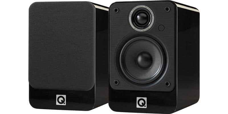 Q Acoustics 2010i Noir laqué