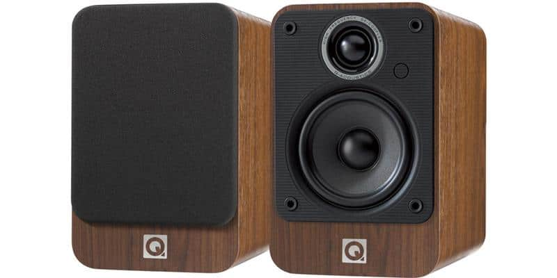 Q Acoustics 2010i Noyer