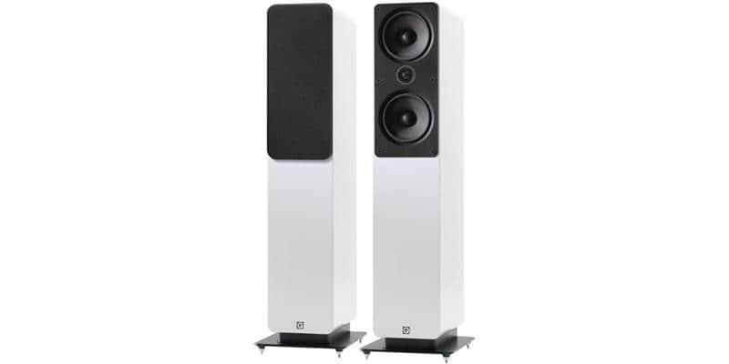 Q Acoustics 2050i Blanc laqué
