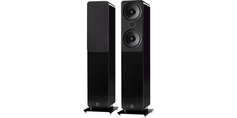 Q Acoustics 2050i Noir laqué