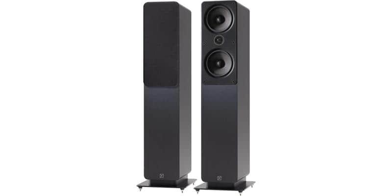 Q Acoustics 2050i Gris