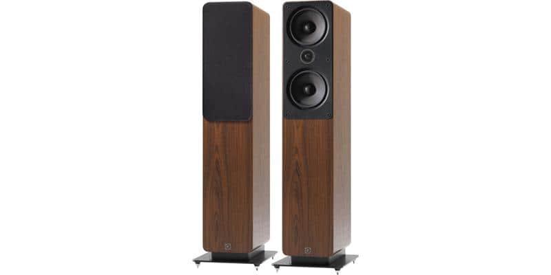 Q Acoustics 2050i Noyer