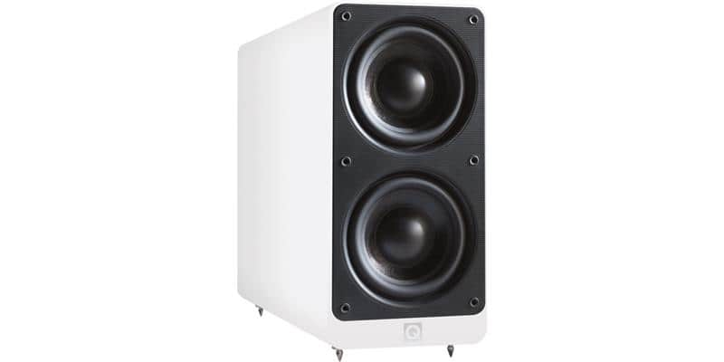 Q Acoustics 2070Si Blanc laqué