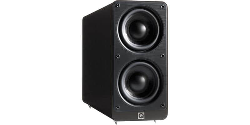 Q Acoustics 2070Si Noir laqué
