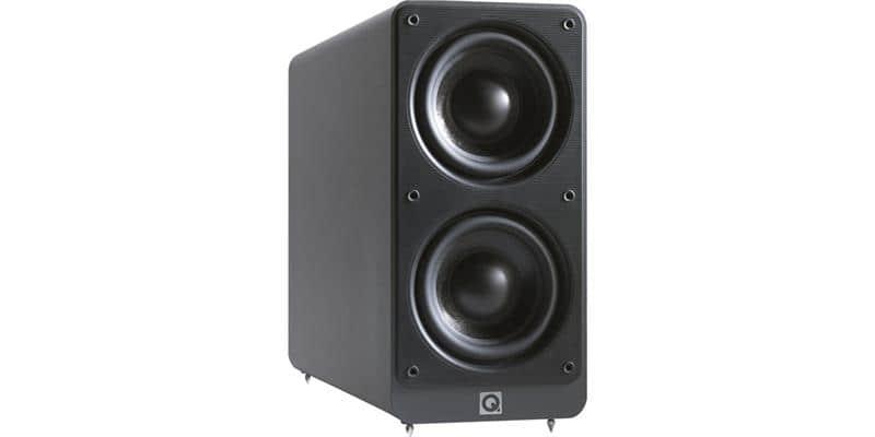 Q Acoustics 2070Si Gris foncé
