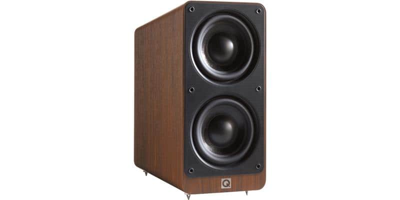 Q Acoustics 2070Si Noyer