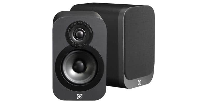 Q Acoustics 3010 Graphite